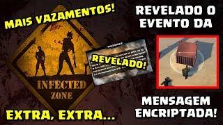 🔥🔴️ REVELADO O EVENTO DA 1.8.5!!! MAIS VAZAMENTOS... LAST DAY #135