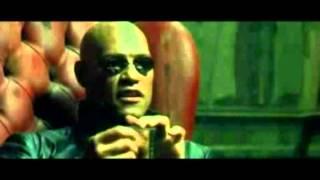 La scelta! Amos B rivela a Pablo cosa è L'inganno.. Ridoppiaggio della famosa scena del film Matrix