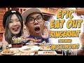 Download Lagu Epic Eat Out #19 Mukbang Challenge With Michelle Hendra Michi Momo At Ringer Hut | Putra Sigar