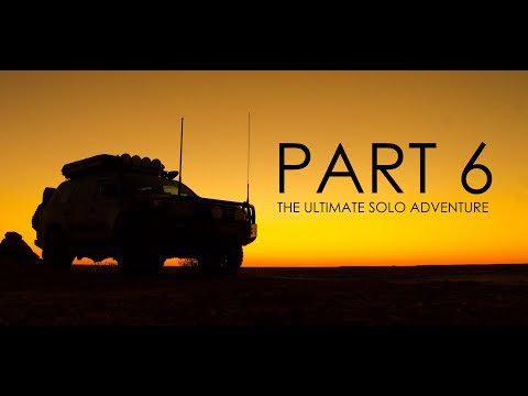 The Canning Stock Route - The Ultimate Solo Adventure - Ep 68