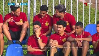 مباراة : ميلادن 1 - 0 الوداد / بطولة الكأس الدولية