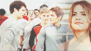 Stiles & Malia [+ Liam & Theo] | Jealous