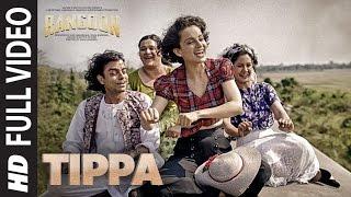 Tippa Full Video Song | Rangoon | Saif Ali Khan, Kangana Ranaut, Shahid Kapoor | T-Series
