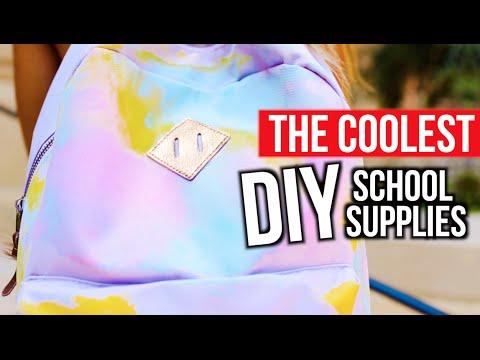 THE COOLEST DIY SCHOOL SUPPLIES MyLifeAsEva