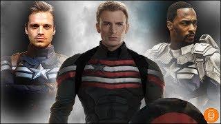Captain America 4 Rumored to start The NEW Avengers