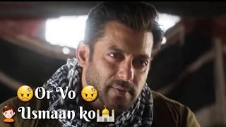 || Tiger Zinda Hai | Movie Dialogue | Salman Khan | Katrina Kaif | Whatsapp status Video ||