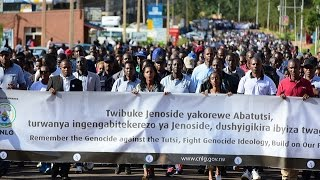 #KWIBUKA23: WALK TO REMEMBER IN NYANZA KICUKIRO