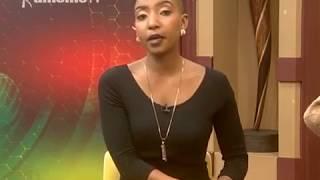 Cia Reggae: imwe kwa imwe na mutangathi wi gatu Njambi