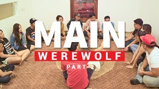 MAIN WEREWOLF BARENG YOUTUBERS! - 2