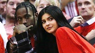 Kylie Jenner & Travis Scott PDA Has Tyga Jealous