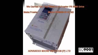Prostar PR 6000 Drive Repairs @ Advanced Micro Services Pvt. Ltd,Bangalore,India