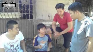 Ing Bulan (Ang Buwan) - The Premature Boys