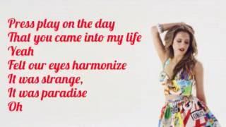 Boombox (Laura Marano) Lyrics