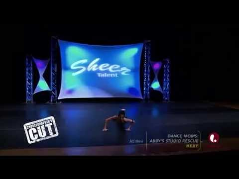 Warrior - Gino Cosculluela -  Full Solo - Dance Moms: Choreographer's Cut