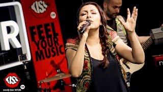 Andra - Canta Cucu Bata-l Vina (Live La Kiss FM)