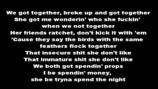 YG - On The Set ft. Tory Lanez (Lyrics)