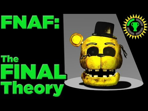 Xxx Mp4 Game Theory FNAF The FINAL Theory Five Nights At Freddy's Pt 1 3gp Sex