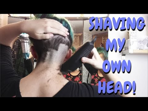 Xxx Mp4 CLOSE UP HEAD SHAVE WITH SOUND 3gp Sex