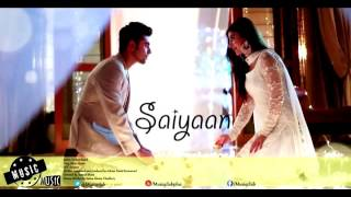 Saiyaan OST Mere Ajnabi   Farhan Saeed