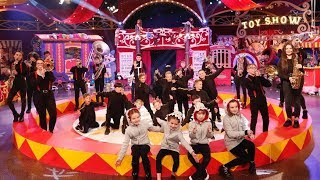 Baby Shark Performance| The Late Late Toy Show