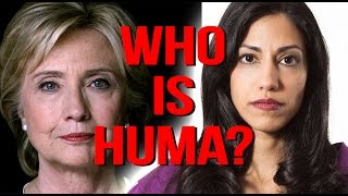Hillary's #1 aide Huma Abedin: Undeniable ties to terrorists & 9/11 funders (Watch before voting!)