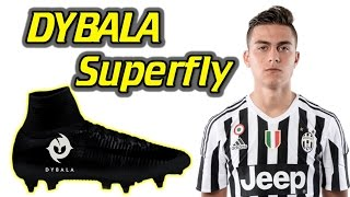 Dybala Blacked Out Boots Explained - Rebranded Superfly 5