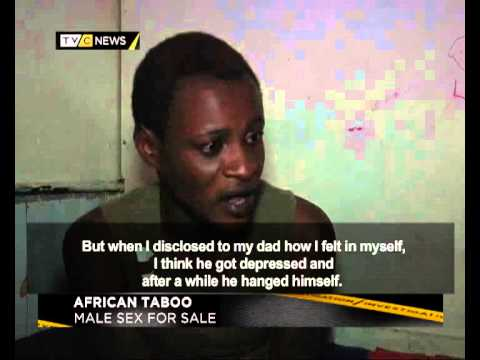 AFRICAN MALE SEX INDUSTRY PT 1 A
