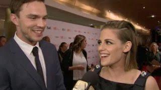 Kristen Stewart & Nicolas Hoult Interview - Equals