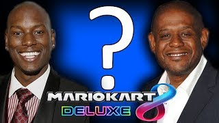 Who's That Actor?! (Mario Kart 8 Deluxe w/ Viewers)