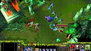 Gameplay of and Free Download Warcraft 3 Expansion pack:) The Frozen Throne