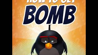 Angry Birds Match - Tutorial: How to get Bomb