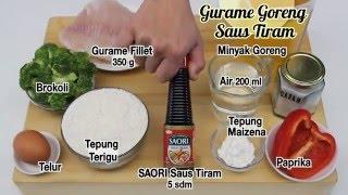 Dapur Umami - Gurame Goreng Saus Tiram