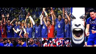 France National Volleyball Team ★ Roosters - Gauls ★