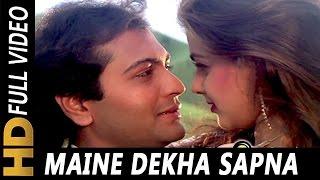 Maine Dekha Sapna | Lata Mangeshkar, Kumar Sanu | Policewala Gunda 1995 Songs | Mamta Kulkarni
