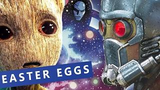 Das mysteriöse Easter Egg aus GUARDIANS OF THE GALAXY: 5 Fan-Theorien