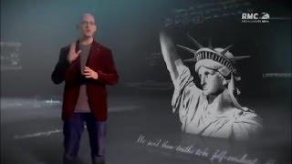 Les codes cachés des Illuminati Francs-Maçons : La statue de la Liberté