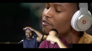 Nick Grant Freestyles On Funk Flex (REACTION!!!)