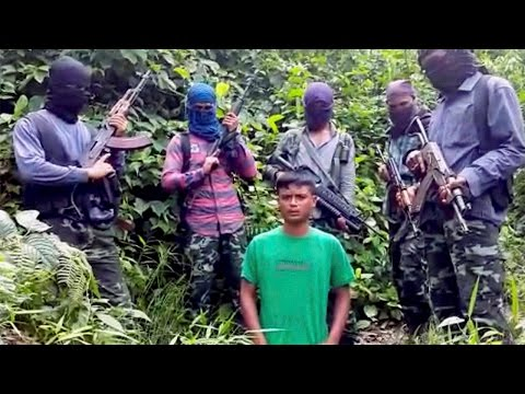 Assam BJP leader's son kidnapped, ULFA releases video | वनइंडिया हिंदी