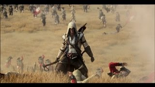Assassin's Creed III: E3 Cinematic Trailer | Ubisoft [NA]