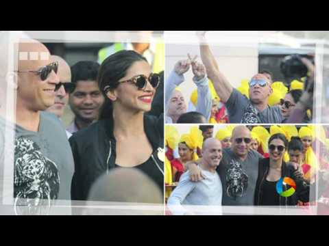 Xxx Mp4 XXx 3 India Premiere Vin Diesel Deepika Do Lungi Dance 3gp Sex