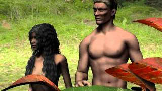 Adam and Eve Animation