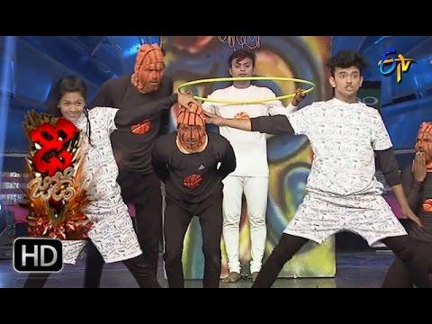 Sanketh and Priyanka Performance   Dhee Jodi   26th April 2017   ETV Telugu