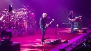 Rush - Clockwork Angels (Live) 2012   MHT