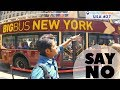NEW YORK: 'Big Bus' City Tour | He Insulted Me | My Bad Experience