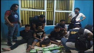 7 Kilo Shabu dan 5.000  Butir Ekstasi Gagal  Masuk Bangka Belitung