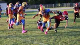 2014 Denali Lindo - C.L.A.Y. Bears 12u Football