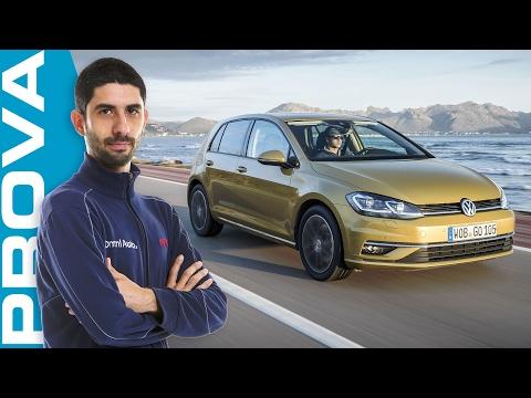 Nuova Volkswagen Golf 2017 La prova del 1.5 TSI 150 CV