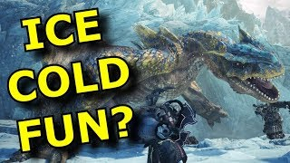 Is Monster Hunter World Iceborne Shockingly GREAT? (Ps4) - Beta Review