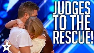 JUDGES SAVE AUDITIONS on America