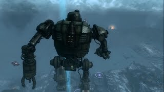 Black Ops 2 Zombies - Control the Giant Robot in Origins!?